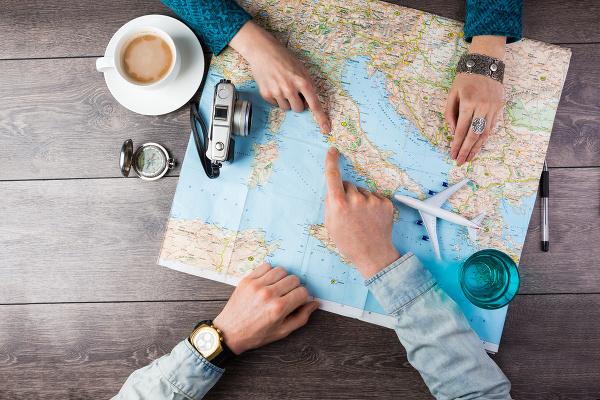 8 dôvodov, prečo cestovať