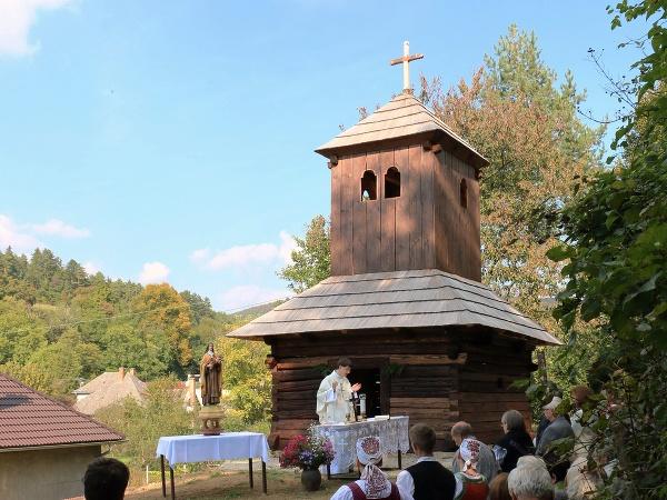 Zvonica vo Vyšehradnom