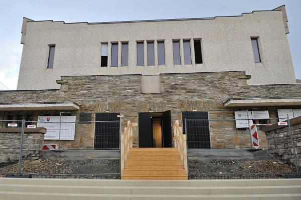 Nová synagóga v Žiline