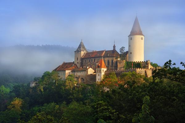Hrad Křivoklát, Česká republika