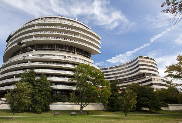 Watergate Hotel, Washington, USA