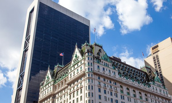 Plaza Hotel, New York,