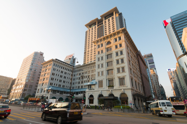 Peninsula Hotel, Hongkong