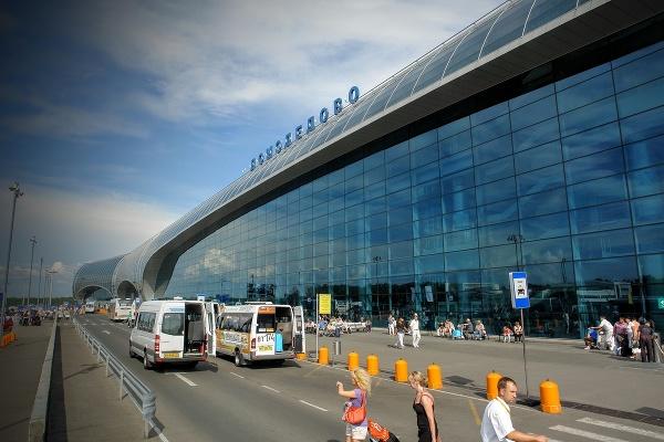 Letisko Domodedovo, Moskva, Ruská
