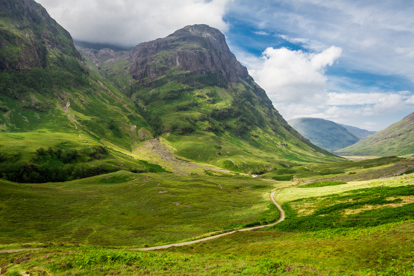 Glencoe, Škótsko