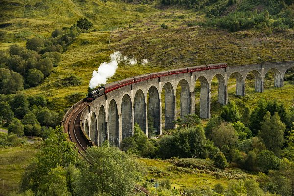 Glenfinnan. © Thinkstock