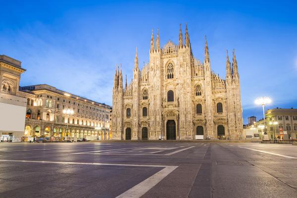 Miláno, Taliansko