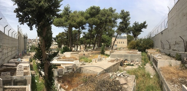 Rahelina hrobka v Betleheme