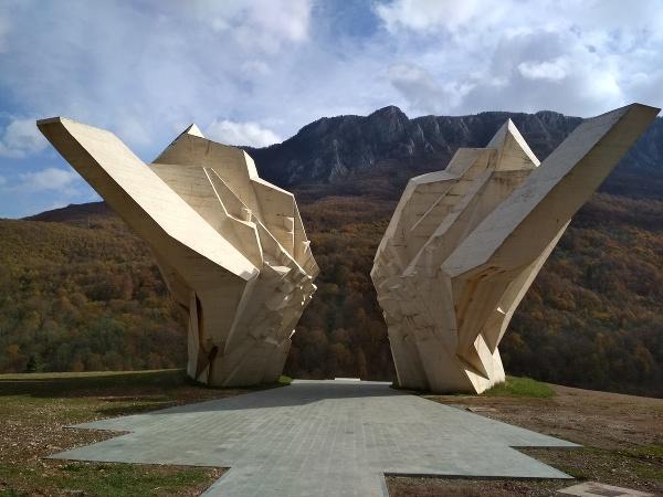 Tjentište, Bosna a Hercegovina