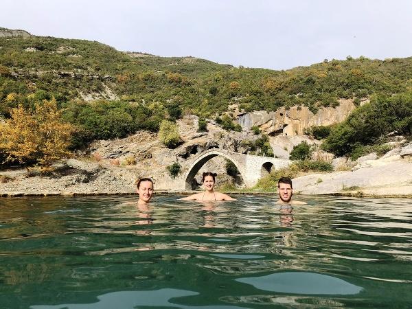 Permet, Albánsko