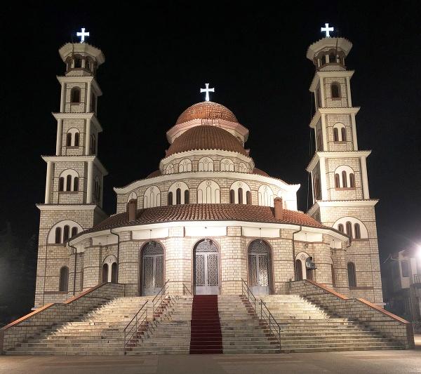 Katedrála vzkriesenia Krista v