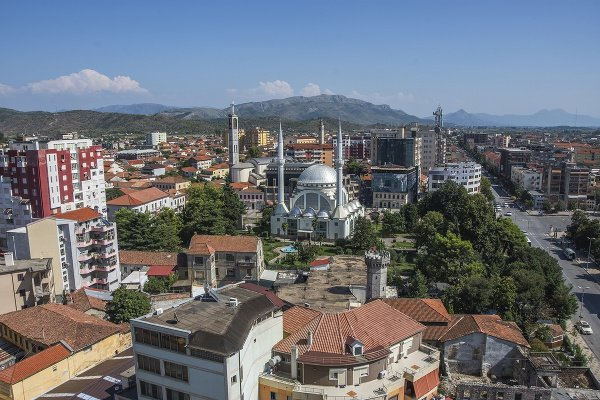 Skadar, Albánsko