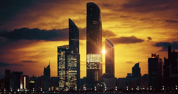 Abú Zabí, Spojené arabské