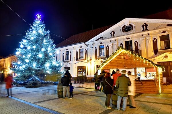 Vianoce v Piešťanoch