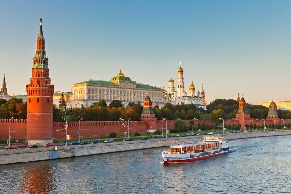 Kremeľ, Moskva, Ruská federácia