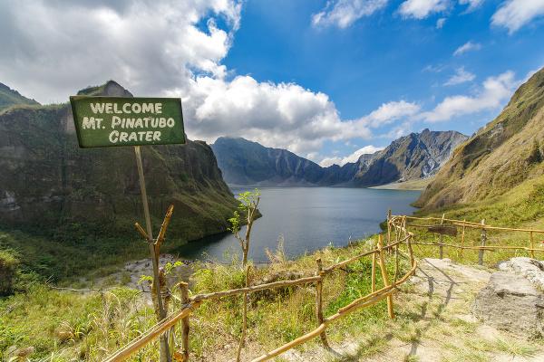 Mount Pinatubo, Filipíny