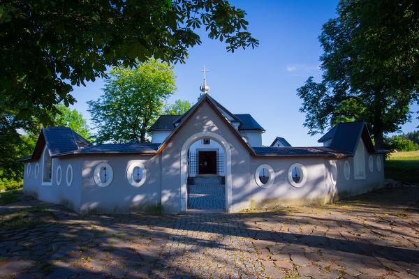 Banskobystrická kalvária sa nachádza