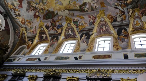 Katedrála sv. Mikuláša, Ľubľana,