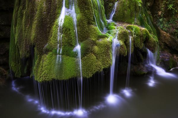 Vodopád Bigar, Rumunsko