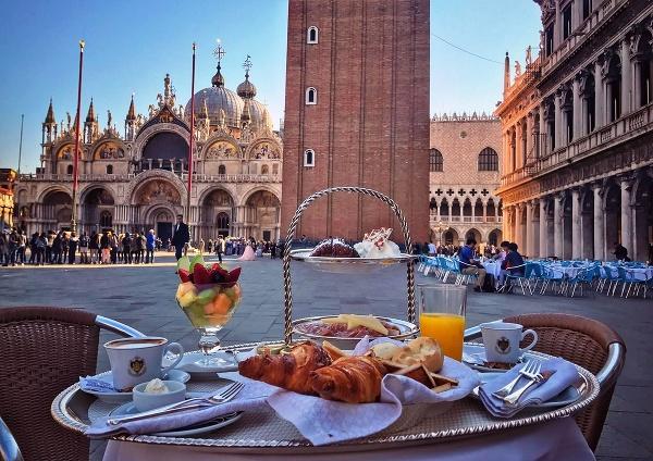 Caffè Florian, Benátky, Taliansko