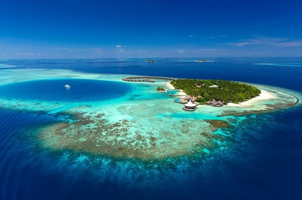 Ostrov Baros, Maledivy