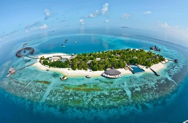 Atol Káfu, Maledivy