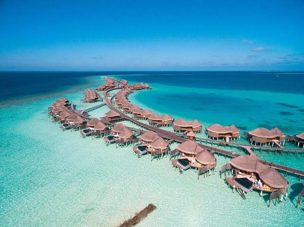 Ostrov Halaveli, Maledivy
