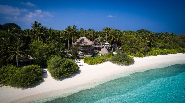 Ostrov Kunfunadhoo, Maledivy