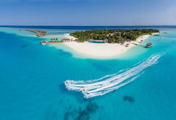 Ostrov Velassaru, Maledivy