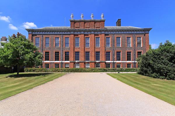 Kensingtonský palác, Londýn, Anglicko