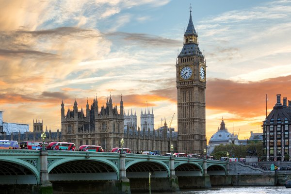 Big Ben, Londýn, Anglicko