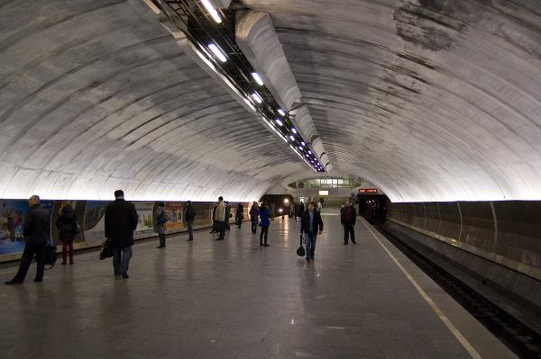 Jykevská stanica Osokorky