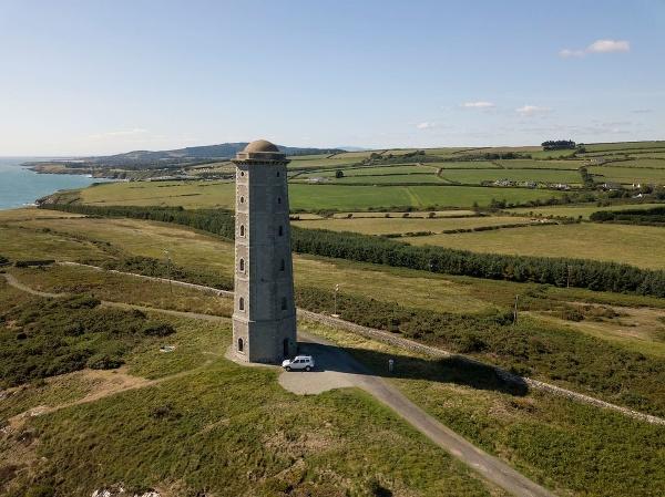 Maják, Wicklow, Írsko