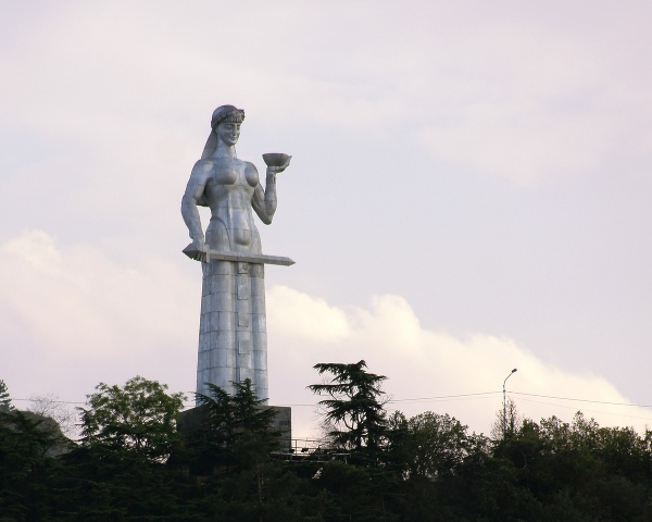 Socha Kartlis Deda, Tbilisi,