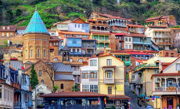 Staré mesto, Tbilisi, Gruzínsko
