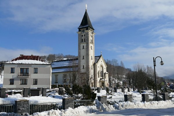 Na snímke Kostol sv.