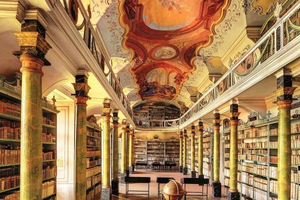 Broumov - knižnica
