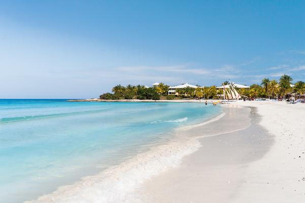Pláž Varadero, Kuba