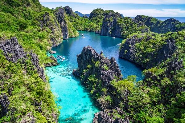El Nido, Palawan, Filipíny