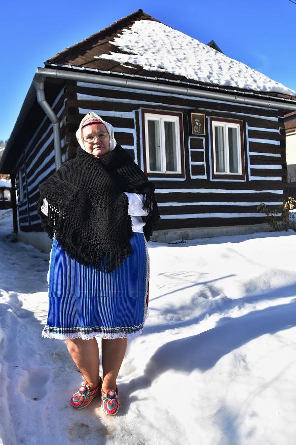 Helena Galiková z Lendaku