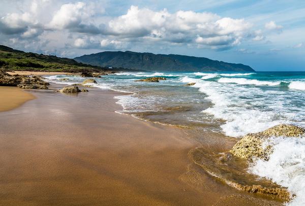 Pláž Kenting, Taiwan