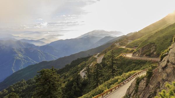 Pohorie Hehuan, Taiwan