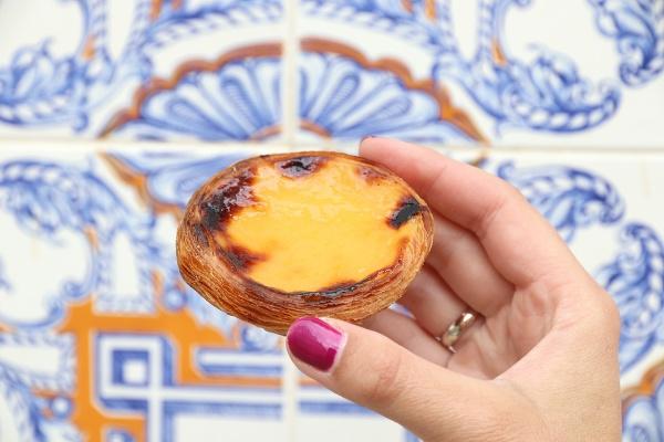 Belémsky koláčik, Portugalsko