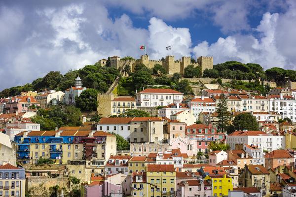 Castelo de Sao Jorge,
