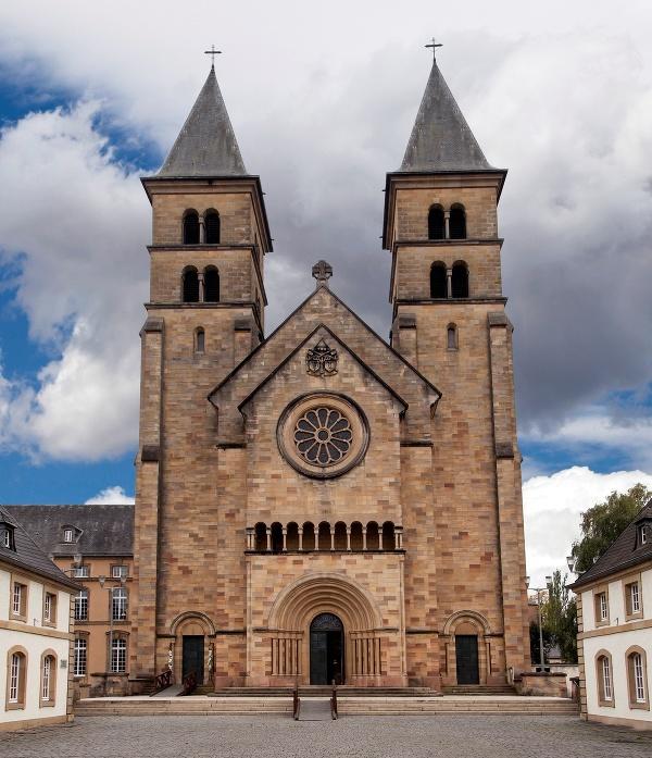 Kláštor Echternach, Luxembursko
