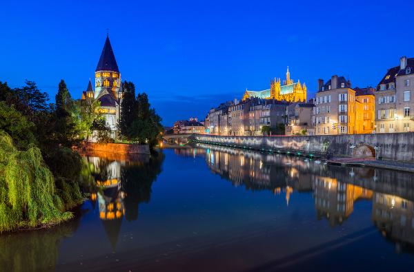 Metz, Francúzsko