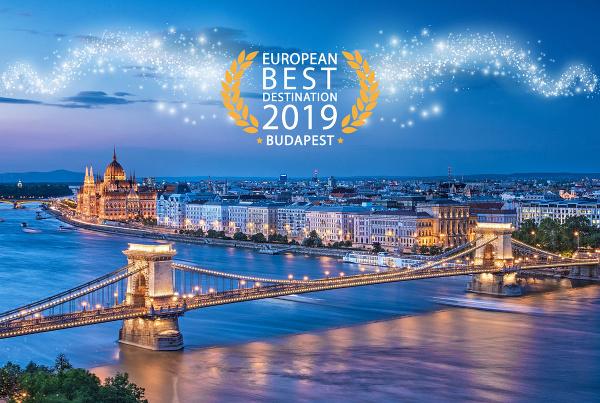 Budapešť je Európskou destináciou