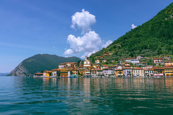 Monte Isola, Taliansko
