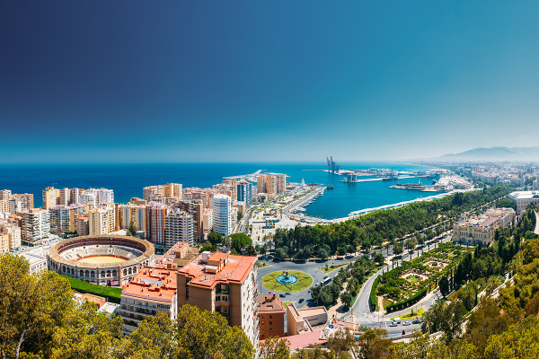 Malaga, Španielsko