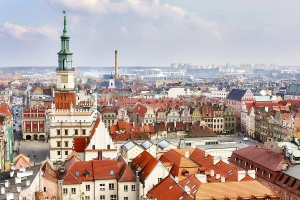 Poznaň, Poľsko